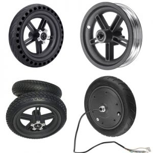 8.5inch Tire with Motor for Xiaomi M365 Scooter