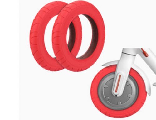 Replacement Xiaomi M365 10″ Tire Red