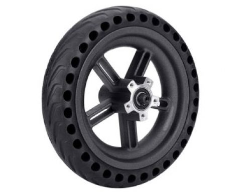 Rear wheel with solid tire Xiaomi M365
